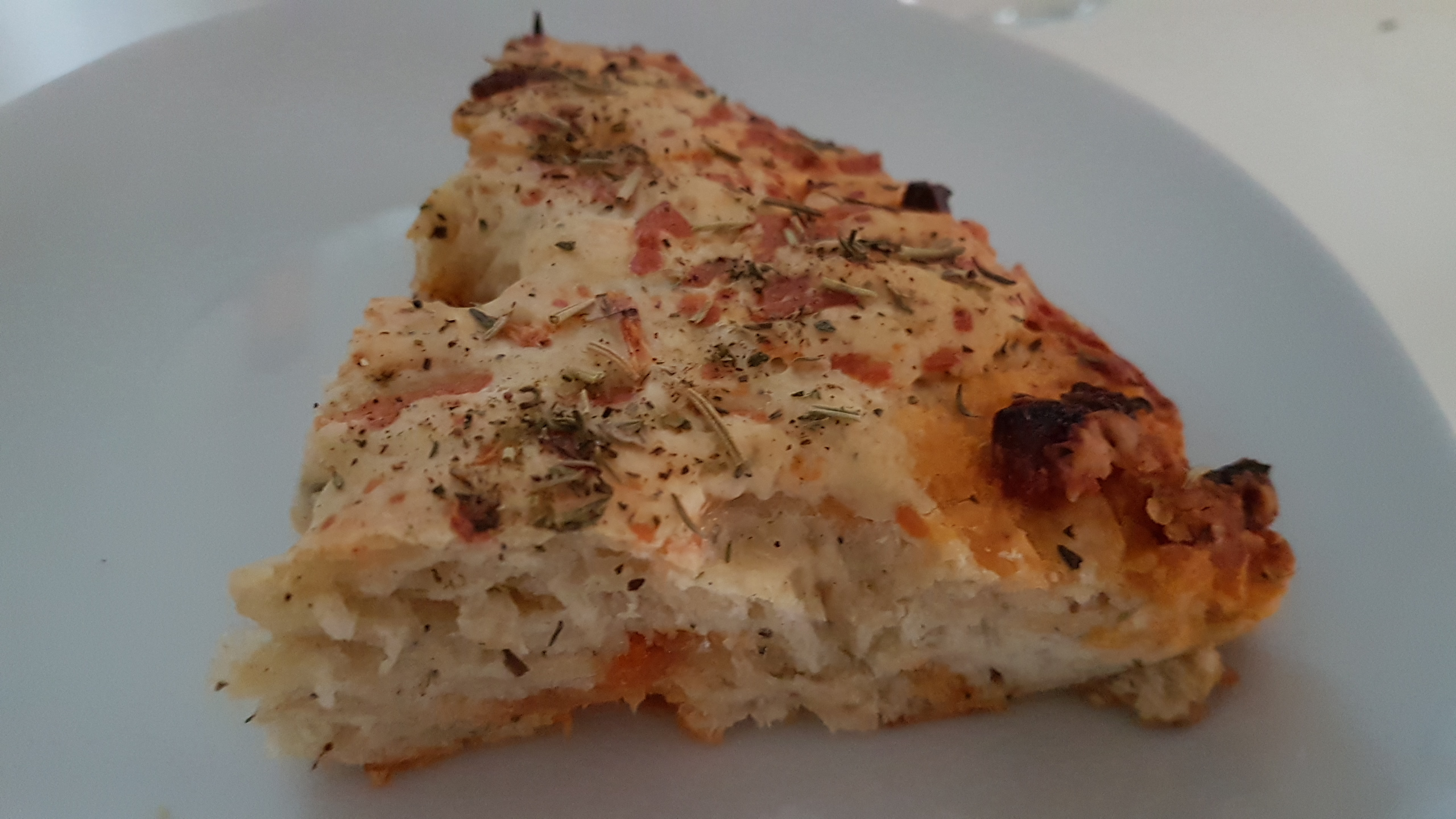 Recette fougasse fromage chorizo